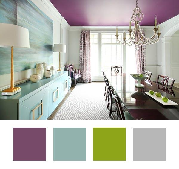 بهترین رنگ برای دکور آشپزخانه - مهرداد سیویل بلاگ